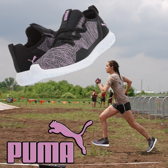 Puma Womens Carson 2 X Knit Sneaker